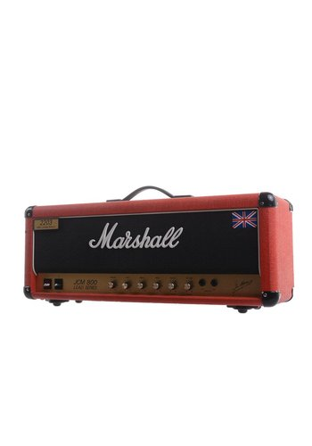 Marshall Marshall JCM800 Limited Edition  Red tolex 1995