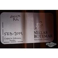 Niklas Rotemar R2 European Spruce top - African blackwood 2014