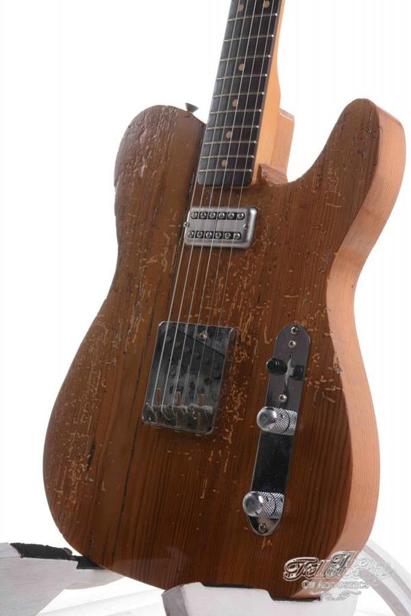 RebelRelic 400 year Old Pine Mojocaster