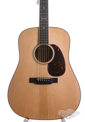 Martin Martin Custom Shop Authentic Style D18 VTS Adi - Quilted Mahogany