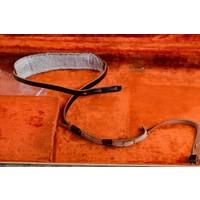 Fender Jazzmaster Olympic White Matching Head 1963
