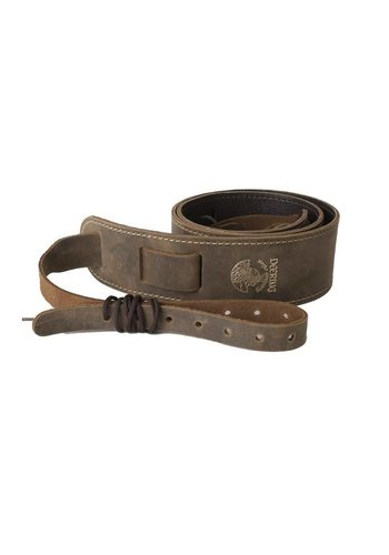 Deering Deering Banjo Stitched Leather Cradle Strap