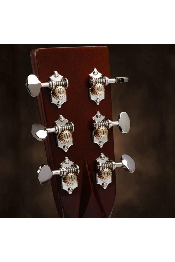 waverly guitar tuners 4060 with butterbean knobs for solid pegheads the fellowship of acoustics. Black Bedroom Furniture Sets. Home Design Ideas