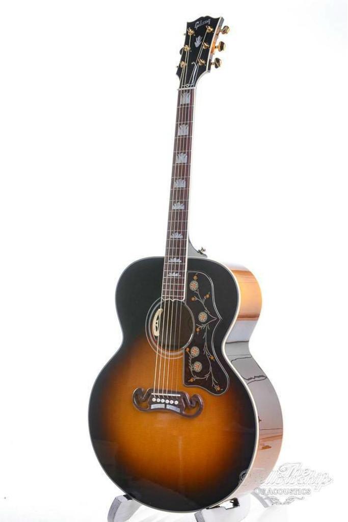 Gibson SJ200 VS 2018 Vintage Sunburst
