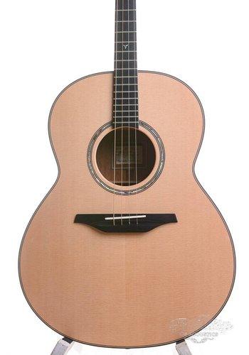 McIlroy McIlroy ASP10T Tenor Guitar Brazilian Mahogany Sitka Spruce