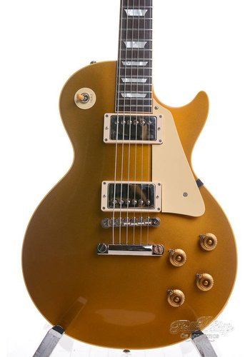 Gibson GIbson Les Paul True historic R7 Goldtop 57 Reissue Mint 2015