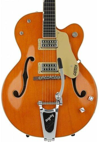 Gretsch Gretsch G6120 SSLVO Brian Setzer Vintage Orange Lacquer