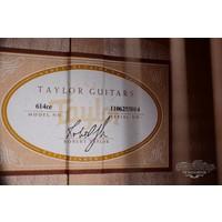 Taylor 614CE 2015 Maple Near Mint