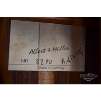 Albert & Müller Grand Orchestra Cutaway LR Baggs Anthem