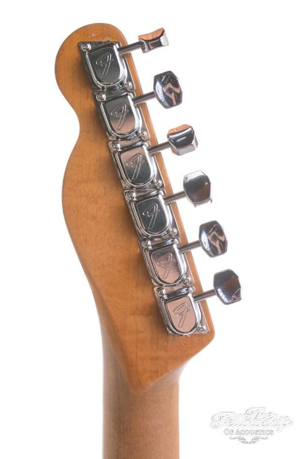 Fender telecaster blonde 1972 bigsby HS