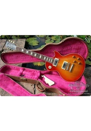 Gibson Gibson Les Paul 59 pre-historic custom shop Cherry burst 1990