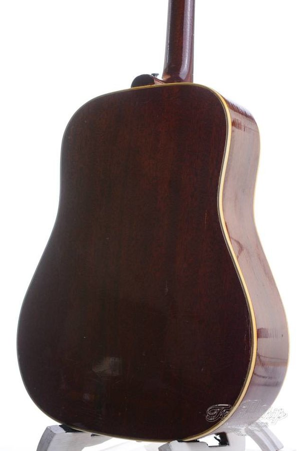 Gibson Hummingbird Natural 1963