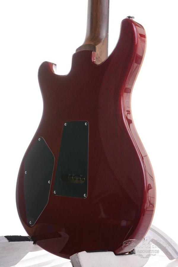 PRS 513 Rosewood 2007 W/F Black Cherry flame NEAR MINT