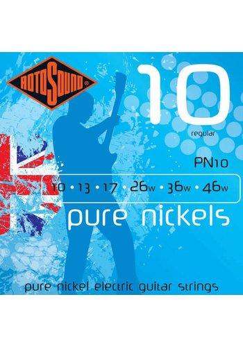 Rotosound Rotosound PN10 Pure Nickel 10-46