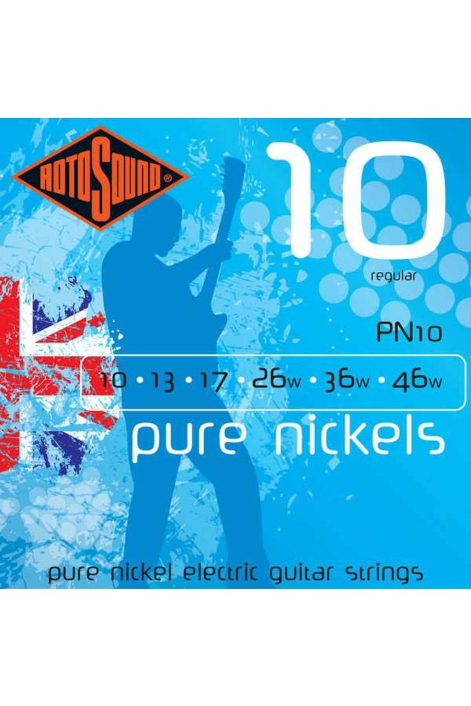 Rotosound PN10 Pure Nickel 10-46