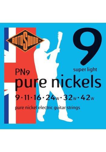 Rotosound Rotosound PN-9 Pure Nickel 9-42
