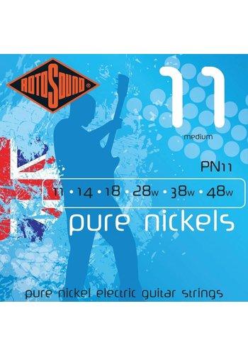 Rotosound Rotosound PN11 Pure Nickel .11-.48