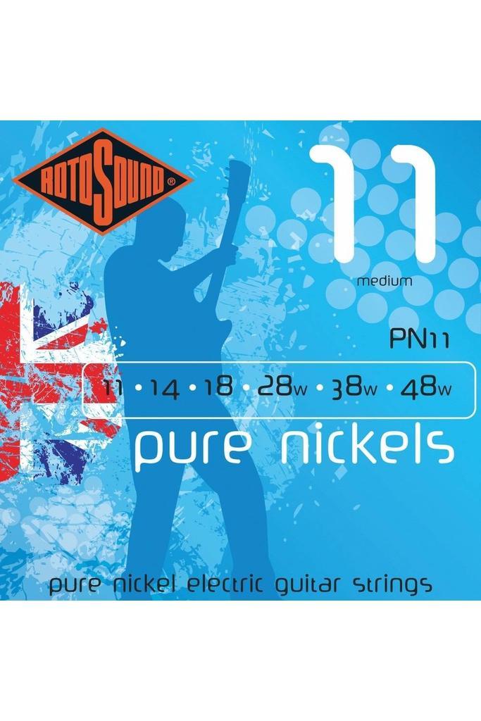 Rotosound PN11 Pure Nickel .11-.48