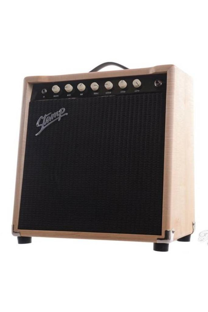 Stamp Solid Maple 20 Deluxe Reverb