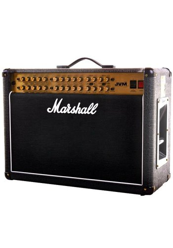 Marshall Marshall JVM410C & amp cover & Footswitch 2012