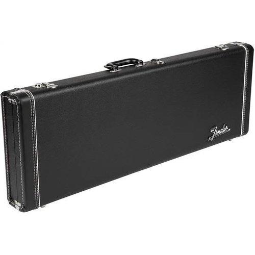 Fender Fender Guitar Case Stratocaster - Telecaster Black Std