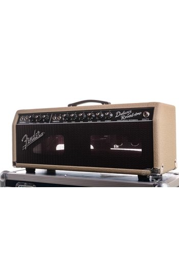 Fender Fender Deluxe Reverb Head Mint in flightcase