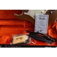 Fender 1964 Stratocaster Closet Classic Gold Flake Masterbuilt Gregg Fessler 2005