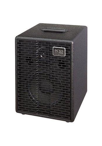 Acus Acus One-8 Extension Cabinet Black 200 watt
