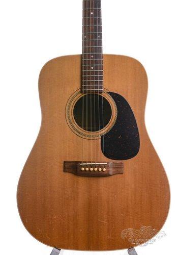 Gibson Heritage Kalamazoo J50 HFT445 Natural 1989