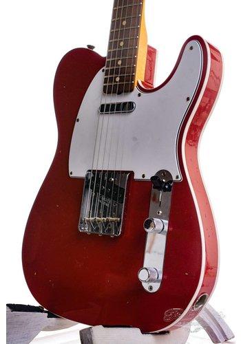 Fender Fender Custom Shop 1960 Telecaster Custom Journey man Relic Dakota Red