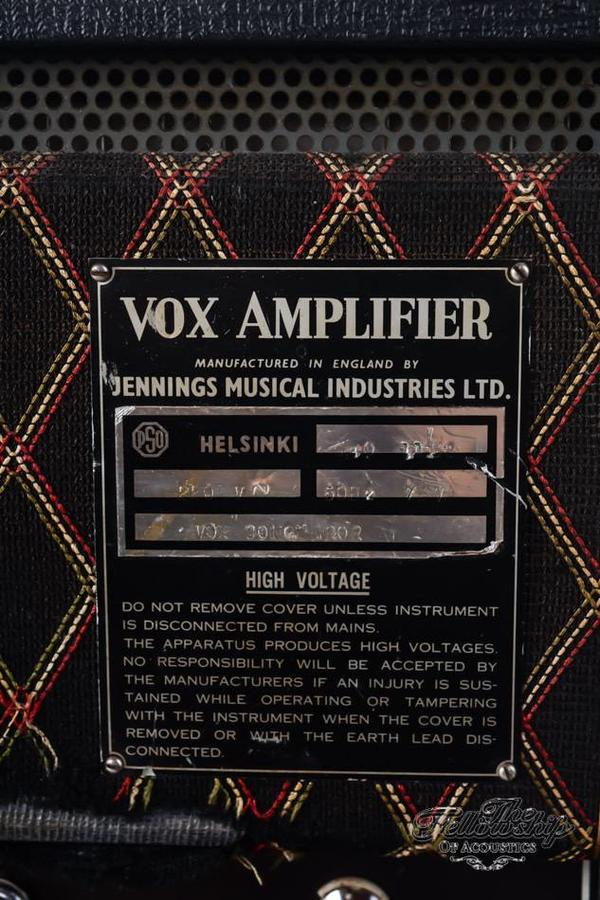 Vox Conqueror Stack 1968