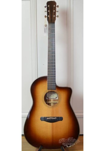 Howell & Forsyth Howell & Forsyth D18 SFC dreadnought cutaway Electro Acoustic
