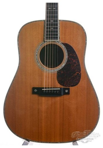 Martin Martin D42 2001 Used Incl. Misi Pickup