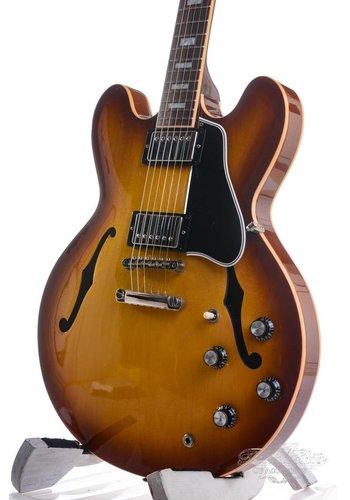 Gibson Gibson 1963 ES335 Iced Tea Sunburst Memphis Custom Shop NM
