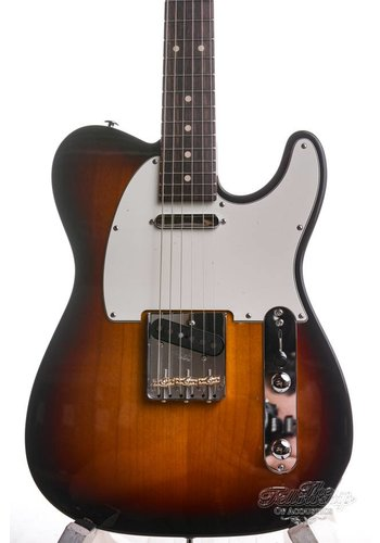 Suhr Suhr Classic T Pro 3TSB , Alder, Indian Rosewood, SS