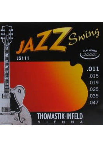 Thomastik jazz swing JS111 11-47
