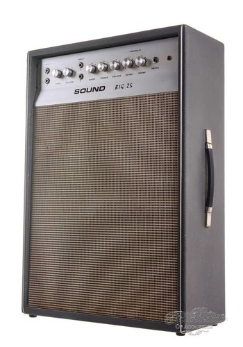 Sound Sound Big 25 All Tube Handwired late 60s