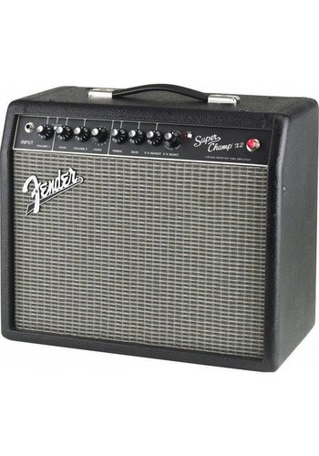 Fender Fender Super Champ X2 15-Watt Gitaar Combo