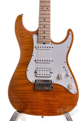 Suhr Suhr Modern Pro S4 Bengal Burst Flamed Maple 2012