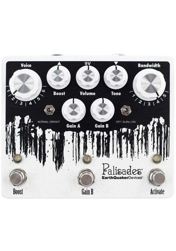 EarthQuaker Devices EarthQuaker Devices Palisades Overdrive V2