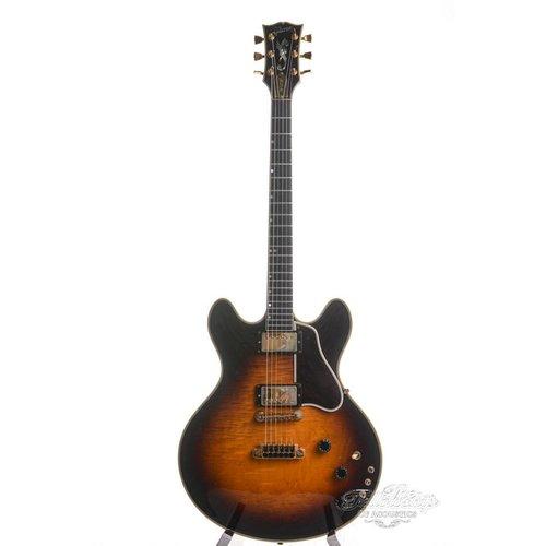 Gibson Gibson ES Artist MOOG 1981 vintage sunburst