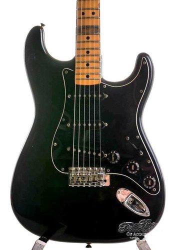 Fender Fender Stratocaster Black 1979 The Edge style/year