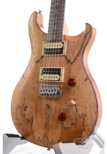 Paul Reed Smith PRS SE Custom 24 Exotic Spalted Maple Natural Limited