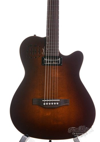 Godin Godin A6 Ultra Baritone Electric Guitar Burnt Umber