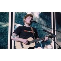 Martin LX Divide Ed Sheeran signature