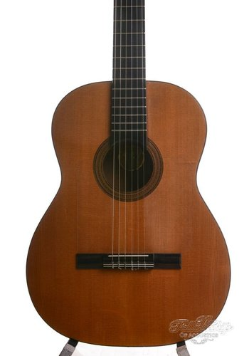 Armin Gropp Armin Gropp Classical Concert guitar Maple-Spruce 1981