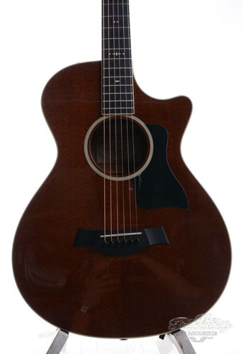 Taylor Taylor 522CE 12 fret All Mahogany Mint 2014