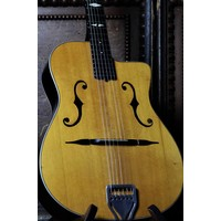 Antoine DiMauro Special Chorus restored 1950s rare Gypsy guitar natural