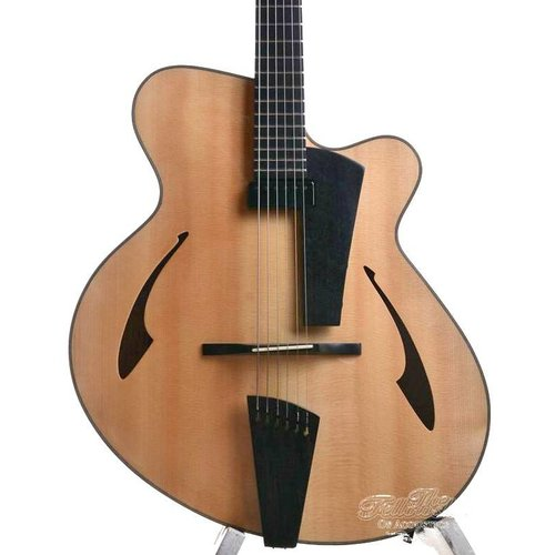 Eastman Eastman PG2-BD Pagelli natural Archtop 2017