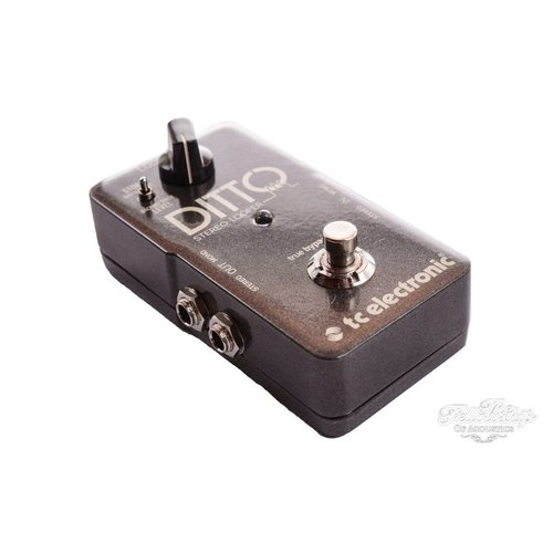 TC Electronic TC electronic Ditto Stereo Looper Mint